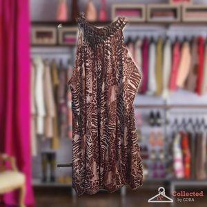 Safari themed dress